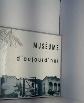 Muséums d'aujourd'hui