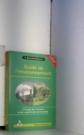 Guide de l'environnement à...