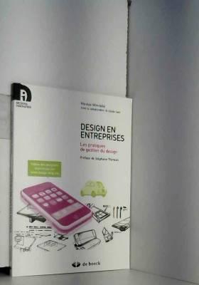 Design en Entreprises les...