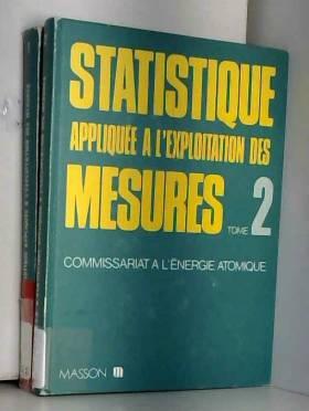 Statistique appliquée à...
