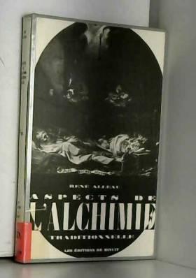 Aspects de l'alchimie...
