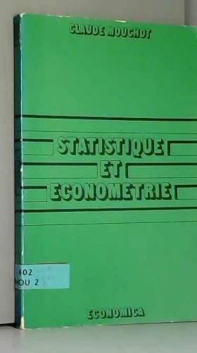 Statistique et économétrie
