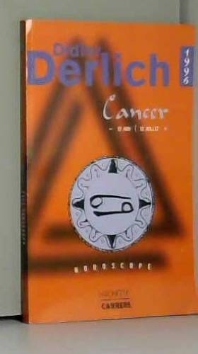 HOROSCOPE 1996 CANCER