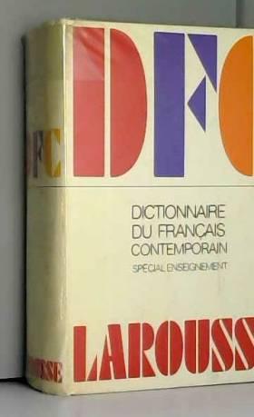 Dictionnaire du français...
