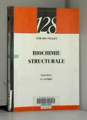 Biochimie structurale....