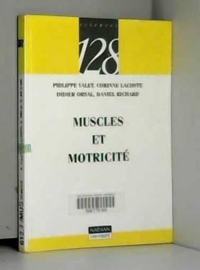 Muscles et motricité