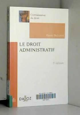 le droit administratif - 5e...