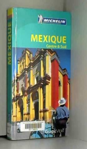 Guide Vert Mexique Michelin