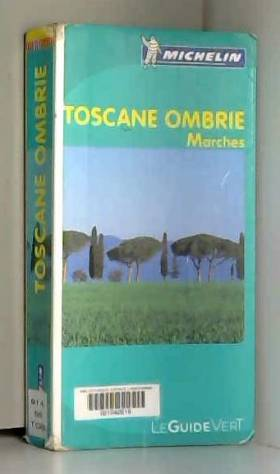 Guide Vert Toscane Ombrie
