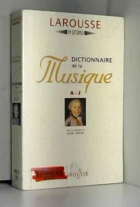 Dictionnaire de la musique A-J