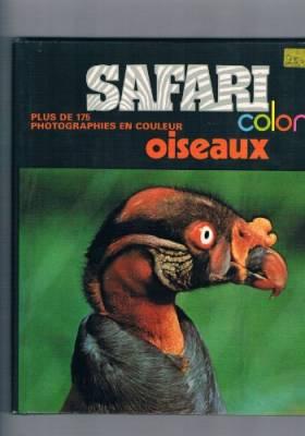 Oiseaux (Safari color)