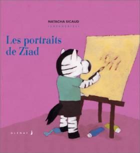 Nathacha Sicaud - Savaneries, tome 4 : Les portraits de Zïad
