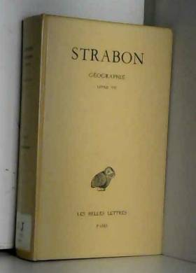 Livre VIII / Strabon...