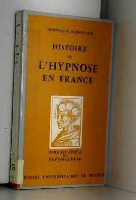 Histoire de l'hypnose en...