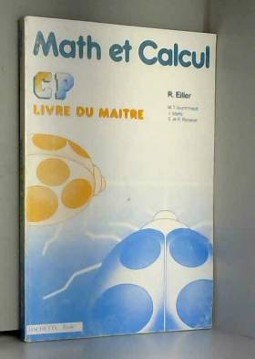 Math et calcul, cp, livre...