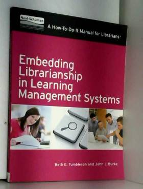 Embedding Librarianship in...