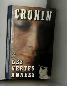 Cronin - Les vertes années