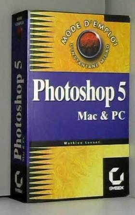 Adobe Photoshop 5.0 pour...