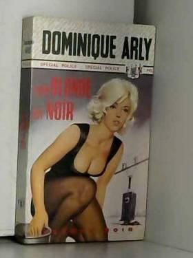 Une blonde en noir