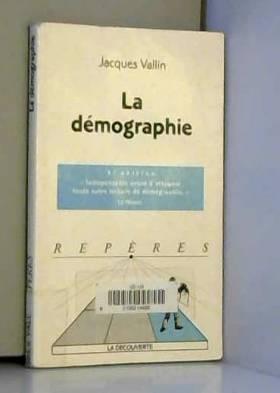 Jacques Vallin - La Démographie