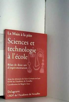 Sciences et technologie à...