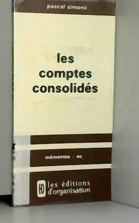 Simons - Les comptes consolides