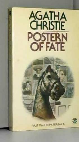 Agatha Christie - Postern Of Fate
