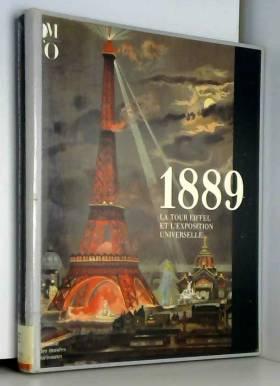 1889 La Tour Eiffel et...