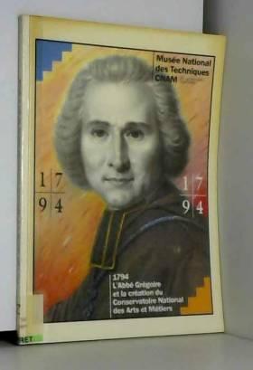 1794 : L'abbé Grégoire et...