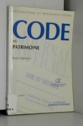 Code du patrimoine : Partie...
