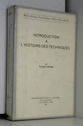 Introduction à l'histoire...