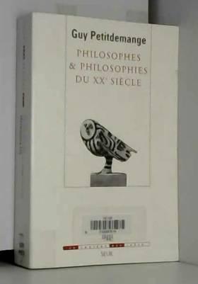 Philosophes & philosophies...