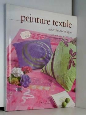 Peinture textile :...