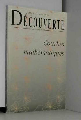 Courbes de mathématiques,...