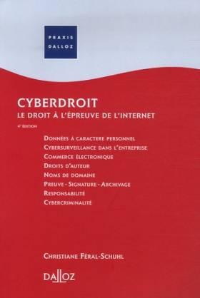 Cyberdroit : Le droit à...