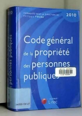 Code général de la...