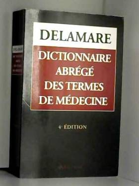 Dictionnaire Abrégé des...