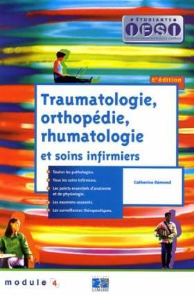 Traumatologie, orthopédie,...
