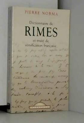 Dictionnaire de Rimes