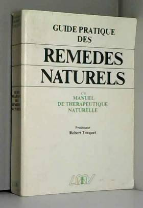 MANUEL DE THERAPEUTIQUE...