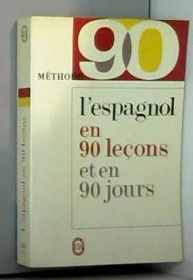 Jacques DONVEZ - Méthode 90 - Espagnol