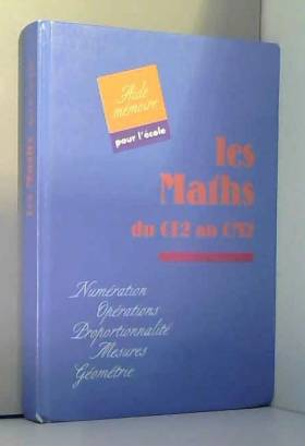 Les maths du CE2 au CM2....