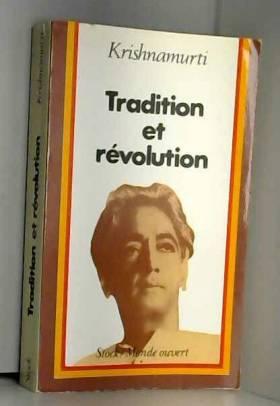 Tradition et révolution