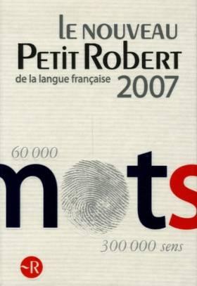 Le Nouveau Petit Robert de...