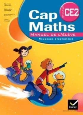 Cap Maths CE2 : Manuel de...