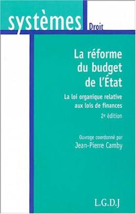 La réforme du budget de...