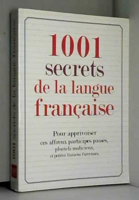 1001 secrets de la langue...