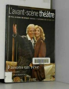 L'avant-scene theatre n°...
