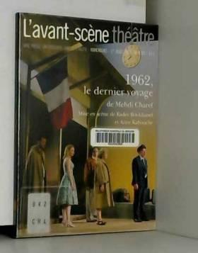L'Avant-Scène Théâtre n°...