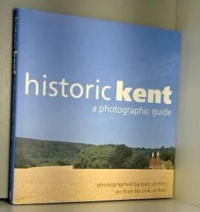 Ben Anker et Zoe Anker - Historic Kent
